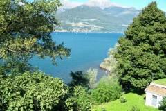 Gita sul lago di Como